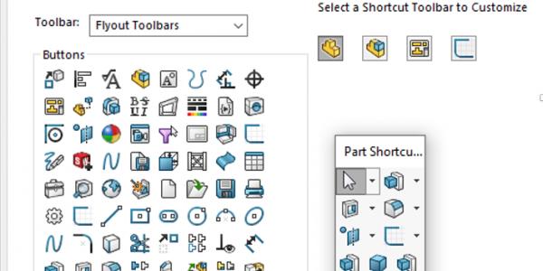 Customizing SOLIDWORKS Productivity Tools