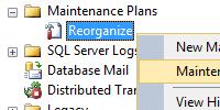 EPDM Reorganize