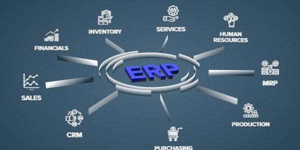 Enterprise resource planning (ERP) module/workflow