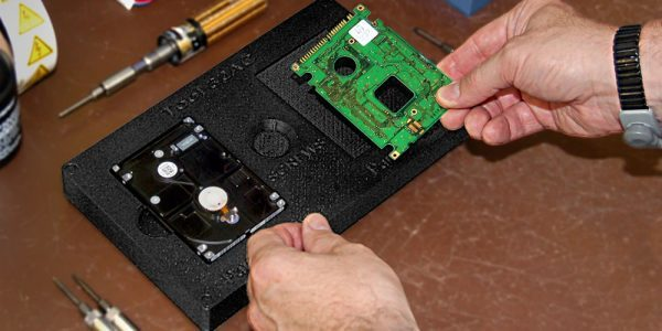 FDM Fixture for a Hard Drive assembly