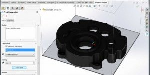 GrabCAD Print SOLIDWORKS Add-in