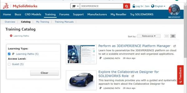MySolidWorks SOLIDWORKS Data on the Cloud