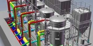 Oil & Gas design with SOLIDWORKS