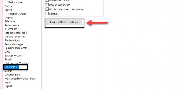 restore file associations