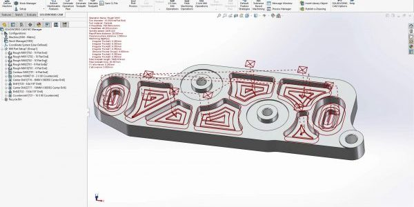 SOLIDWORKS CAM Training