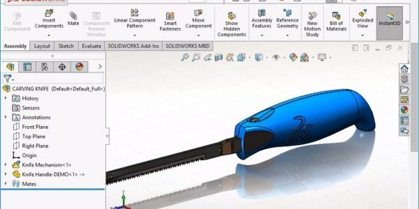 SOLIDWORKS EV in the browser
