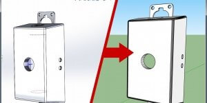 SOLIDWORKS to SketchUp