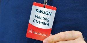 SWUGN Meeting Attendee Badge