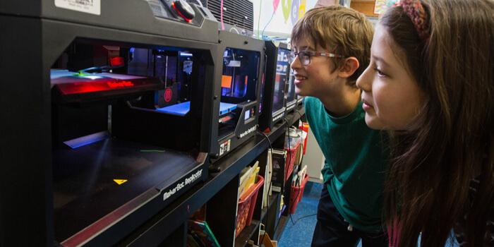 3D Printing Schools