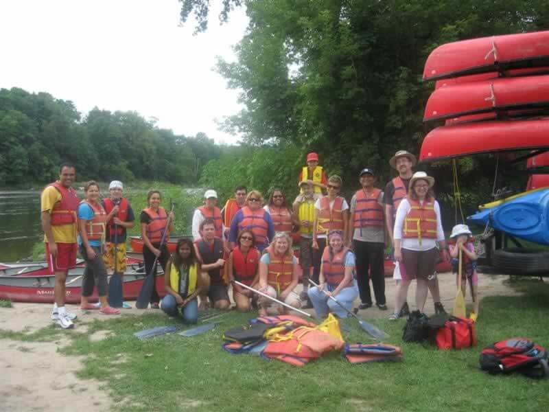 Javelin Canoe Trip