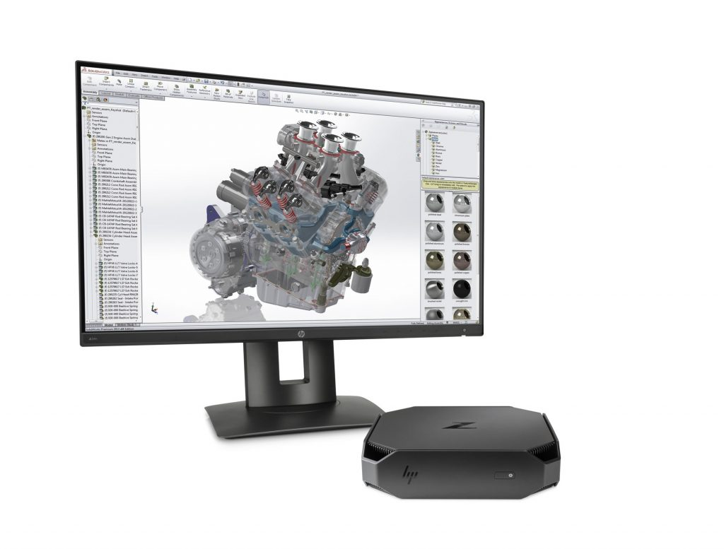 The Ultimate SOLIDWORKS Bundle: SOLIDWORKS Premium + HP Z2 Mini